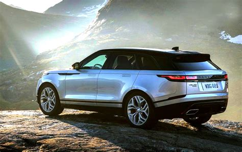 land rover velar 2018 land rover velar a but with frustrating