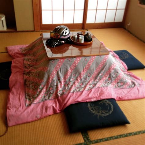 kotatsu bed traditional japanese invention kotatsu is a bed a table