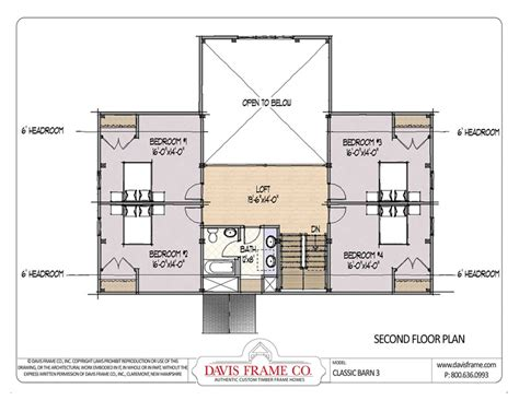 prefab post and beam barn home floor plans classic barn 3
