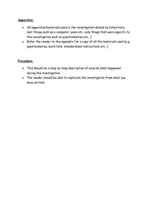 Psychologist Report Template by Psychology Report Template