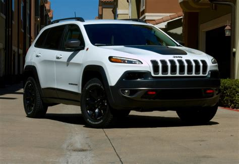 jeep cherokee trailhawk 2016 jeep cherokee trailhawk test drive and review