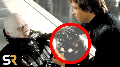 10 secret things you didn 10 hidden star wars facts you didn t know tapstik