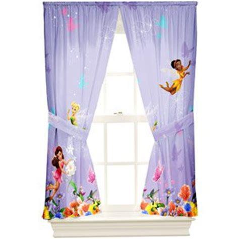 tinkerbell hummingbird window curtains drapes