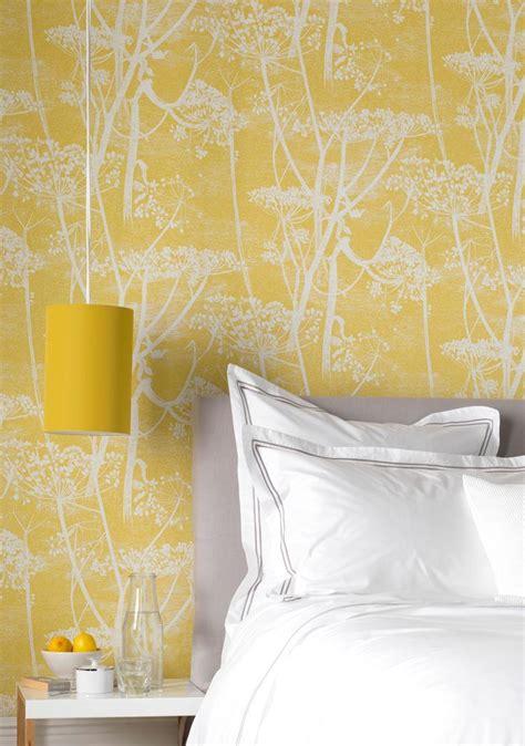 bright yellow wallpaper for walls best 25 yellow walls ideas on pinterest yellow kitchen