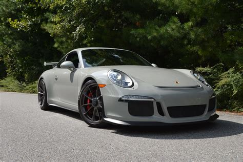 fashion grey porsche gt3 dealer inventory 2015 porsche gt3 991 fashion grey