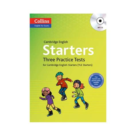 libro cambridge english starters cambridge english starters mp3 espiral libros