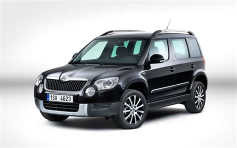 2013 skoda yeti pictures information and specs auto