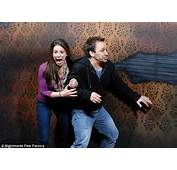 Nightmares Fear Factory Catches Visitors Petrified Faces