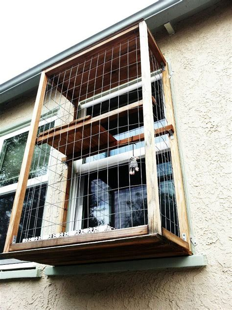 Balcony Sill 69 Best Catio Heaven Images On Cat Furniture