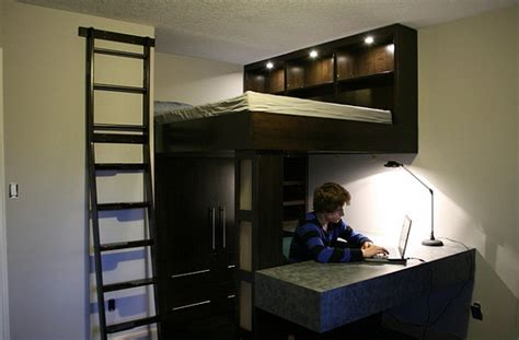 boys loft bedroom ideas inspiring contemporary designing of beds with desks underneath tips decor advisor