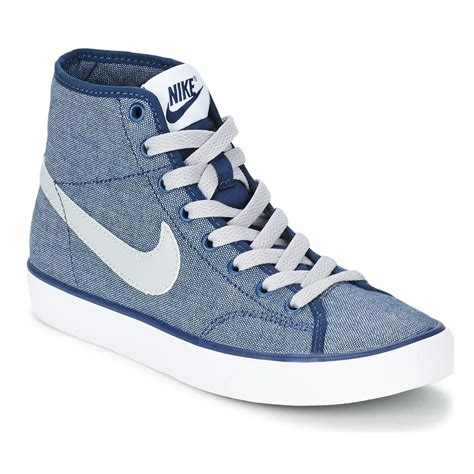 shoes for teenagers nike high top style primo court mid gs trainer