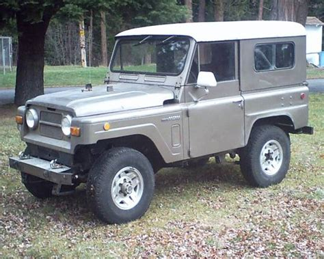 1969 nissan patrol other 4x4s ewillys page 7