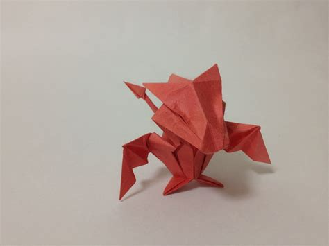 16 Cute Little Origami Dragons