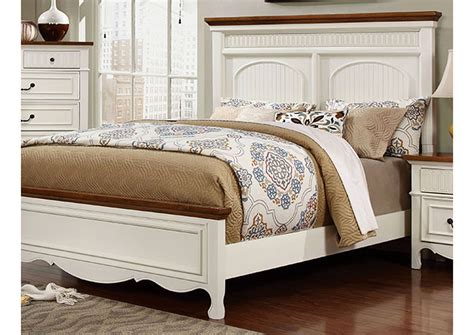 Oak California King Bed Furniture Ville Bronx Ny Galesburg White Oak California King Platform Bed