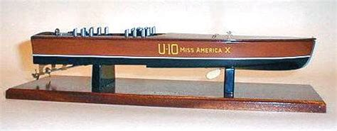 miss america 10 boat miss america x 1 43 world speed record scale model boat
