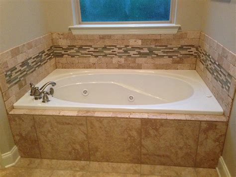 how to install bathtub tile bathtub tile drywall redo pinterest bathtubs