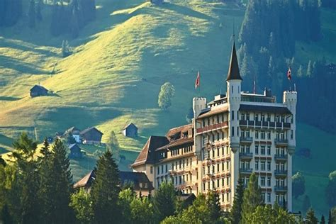 hotel in hotel in switzerland the gstaad palace