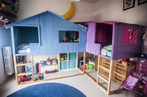 house hacks 20 awesome ikea hacks for kids beds hative