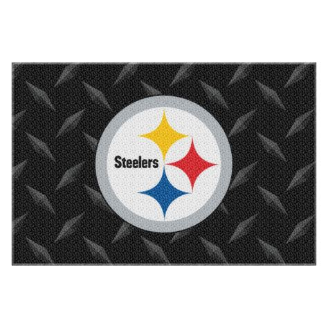 nfl pittsburgh steelers rug