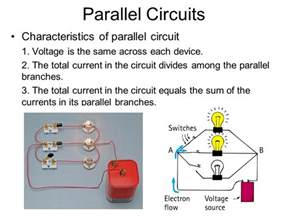 characteristics of resistors connected in series note on posted slides these are the slides that i intended to show in class on mon mar 18