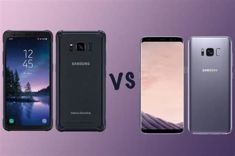 Samsung S8 Active samsung galaxy s8 active vs galaxy s8 what s the difference gearopen