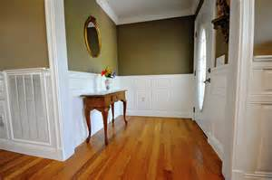 Cost To Wainscot A Room Dress Up Your Dismal Dining Room With Wainscoting Panels