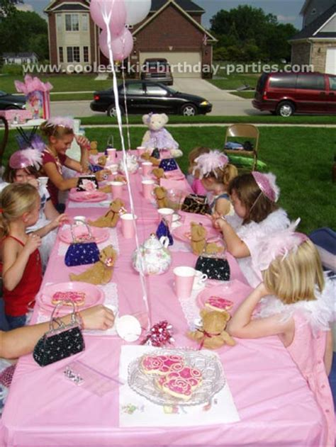 Tea Stall Studio birthday party ideas for girls new party ideas