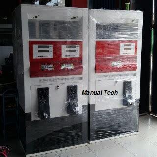 jual mesin dispenser pom mini digital  manual pom mini