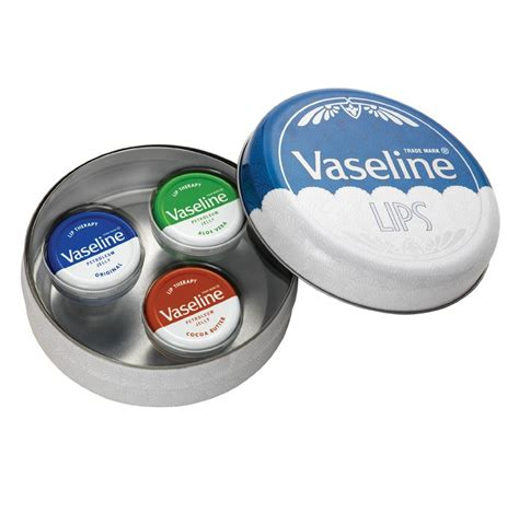 Vaseline Original 60 Ml bargain vaseline original retro lip gift tin now 163 3 25 at gratisfaction uk