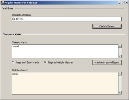 zip code regular expression pattern regular expression validator