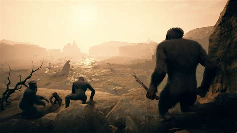 ancestors  humankind odyssey review  monkey business  cgmagazine