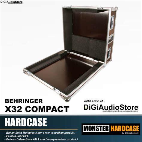 Mixer Digital Behringer X32 Compact paket behringer x32 compact digital audio mixer hardcase