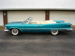 1959 Chrysler Imperial Convertible Object Moved