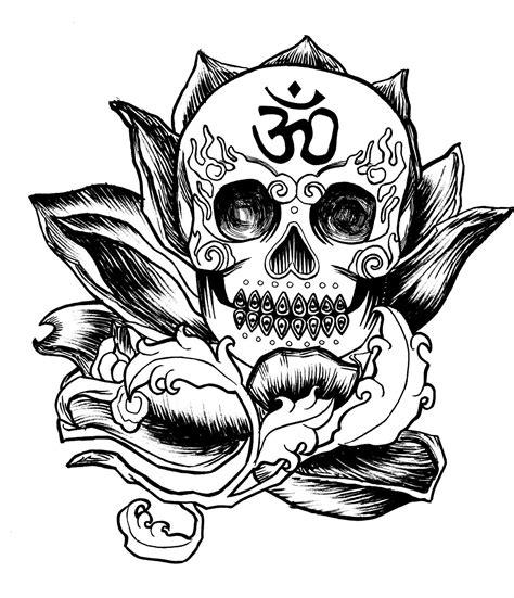 imagenes de calaveras tradicionales mexicanas calaveras mexicanas sugar skull imagenes ii taringa