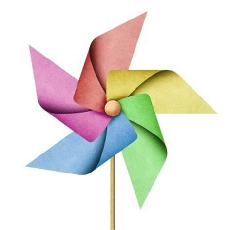 How To Make A Pinwheel Out Of Paper - paper pinwheels thriftyfun
