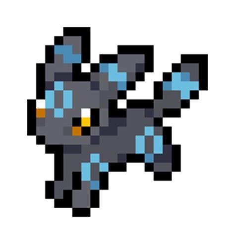 pixelated umbreon pokemon images pokemon images