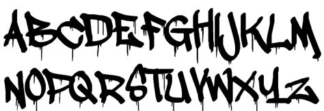Exceptional Graffiti Font Generator #7: A-dripping-markerA.png