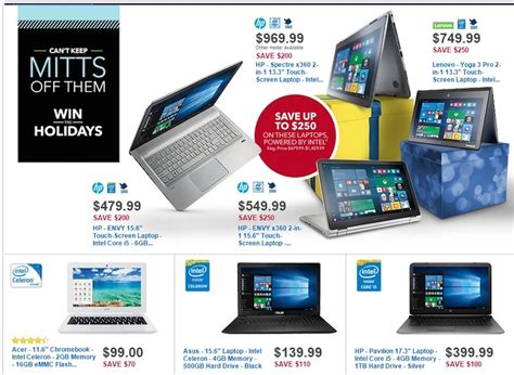 best buy chromebook best buy black friday 2015 laptop desktop deals