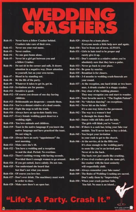 Wedding Crashers Lines by Best 25 Wedding Crashers Quotes Ideas On