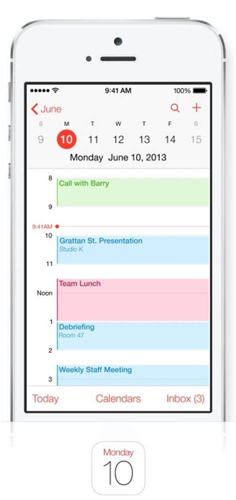 better calendar app for iphone image gallery ios 8 calendar app