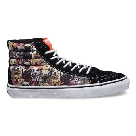 Dog Pattern Vans | vans dog print shoes modern dog magazine