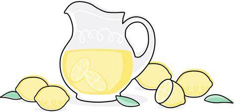lemonade clipart pitcher clipart lemonade pitcher pencil and in color
