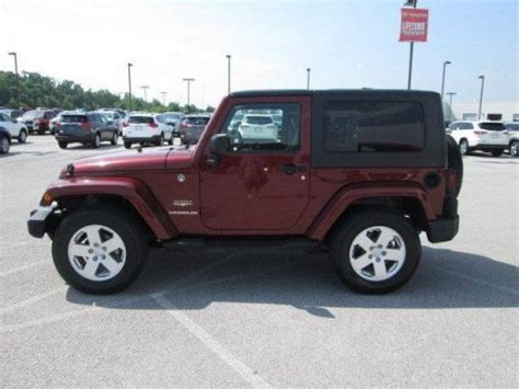 used 2008 jeep wrangler sell used 2008 jeep wrangler in 411 s metro pkwy