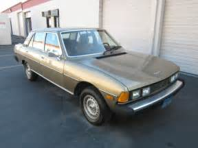 Buy Peugeot In Usa Peugeot 604 Sl All Original 4 Dr Sedan Barn Find