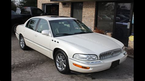 manual cars for sale 2005 buick lesabre windshield wipe control used 2003 buick park avenue ultra for sale georgetown auto sales ky kentucky sold youtube