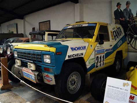 1986 nissan patrol 1986 nissan patrol museum exhibit 360carmuseum
