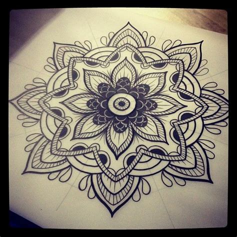 mandala tattoo designs tumblr pin by on mandala