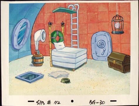 spongebobs house the gallery for gt spongebobs room
