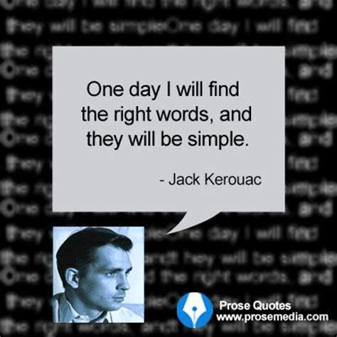 jack kerouac  writing quotes quotesgram