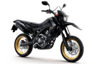 Honda Crf250m 2013 Honda Crf250m Launched In Thailand The Supermoto
